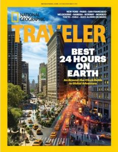 National Geographic Traveler USA – October – November, 2016 [PDF]