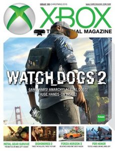 Official Xbox Magazine USA – Christmas, 2016 [PDF]