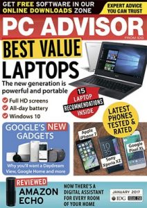 PC Advisor UK – January, 2017 [PDF]