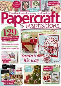 Papercraft Inspirations UK – Christmas, 2016 [PDF]
