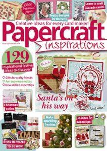 Papercraft Inspirations UK – Christmas, 2016 [PDF]