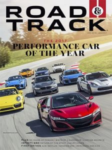 Road & Track USA – December, 2016 January, 2017 [PDF]