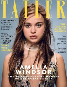 Tatler UK – April, 2016 [PDF]