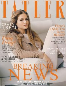 Tatler UK – August, 2016 [PDF]