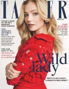 Tatler UK – February, 2016 [PDF]