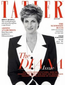Tatler UK – January, 2016 [PDF]