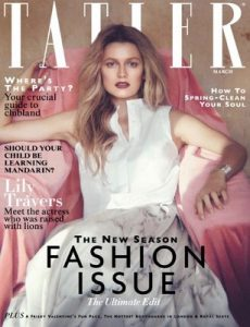Tatler UK – March, 2016 [PDF]