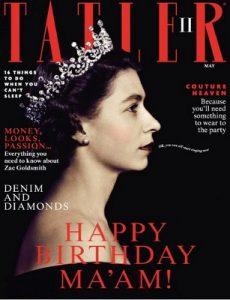 Tatler UK – May, 2016 [PDF]