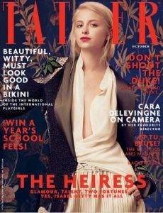 Tatler UK – October, 2016 [PDF]