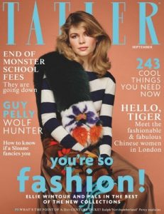 Tatler UK – September, 2016 [PDF]