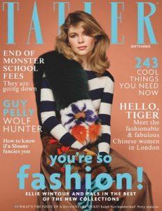 Tatler UK – September, 2016 [PDF]