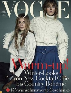 Vogue Germany – Dezember, 2016 [PDF]