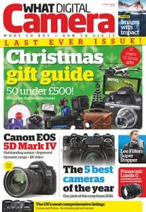 What Digital Camera UK – Christmas, 2016 [PDF]
