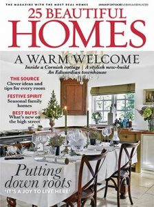 25 Beautiful Homes UK – January, 2017 [PDF]
