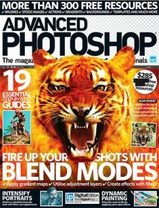 Advanced Photoshop UK – Issue 149, 2016 [PDF]