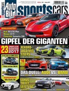 Auto Bild Sportscars Germany – Januar, 2017 [PDF]