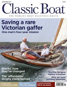 Classic Boat UK – January, 2017 [PDF]