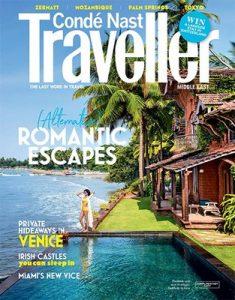 Conde Nast Traveller Middle East UAE – November, 2016 [PDF]