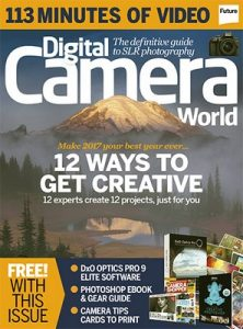 Digital Camera World UK – January, 2017 [PDF]