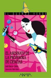 El asesinato de la profesora de ciencias – Jordi Sierra i Fabra [ePub & Kindle]