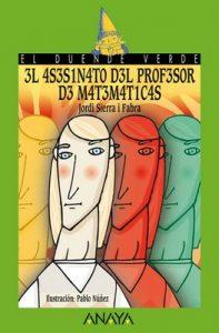 El asesinato del profesor de matemáticas – Jordi Sierra i Fabra [ePub & Kindle]