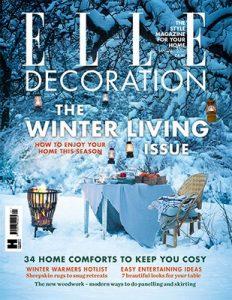 Elle Decoration UK – January, 2017 [PDF]