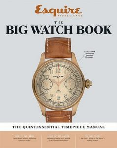 Esquire Middle East UAE – Big Watch Book, 2016 [PDF]