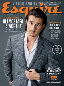 Esquire Middle East UAE – December, 2016 [PDF]
