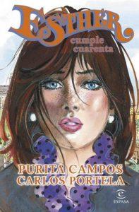 Esther cumple cuarenta – Purita Campos, Carlos Portela [ePub & Kindle]