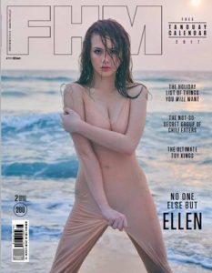 FHM Philippines – December 2016 [PDF]