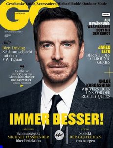 GQ Germany – Januar, 2017 [PDF]