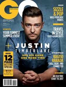 GQ South Africa – December, 2016 January, 2017 [PDF]