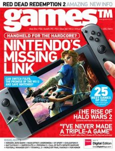 GamesTM UK – Issue 181, 2016 [PDF]