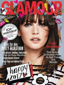 Glamour Germany – Januar, 2017 [PDF]