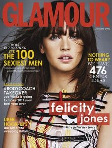Glamour UK – January, 2017 [PDF]