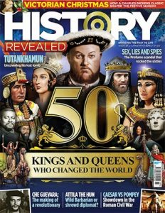 History Revealed UK – Christmas, 2016 [PDF]