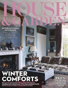 House & Garden UK – January, 2017 [PDF]