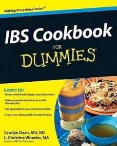 IBS Cookbook for Dummies – Carolyn Dean, L. Christine Wheeler [PDF] [English]