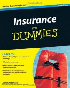 Insurance for Dummies (2nd Edition) – Jack Hungelmann [PDF] [English]