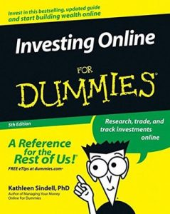 Investing Online for Dummies (5th Edition) – Kathleen Sindell [PDF] [English]