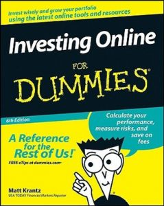 Investing Online for Dummies (6th Edition) – Matt Krantz [PDF] [English]