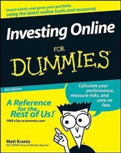 Investing Online for Dummies (6th Edition) – Matt Krantz [PDF] [English]