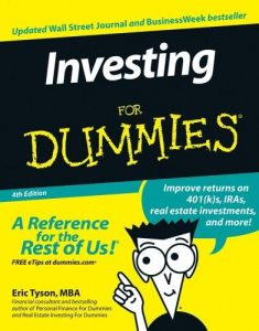 Investing for Dummies (4th Edition) – Eric Tyson [PDF] [English]