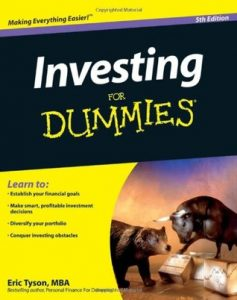 Investing for Dummies (5th Edition) – Eric Tyson [PDF] [English]