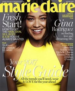 Marie Claire USA – January, 2017 [PDF]
