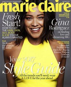 Marie Claire USA – January, 2017 [PDF]