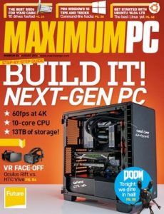 Maximum PC USA – August, 2016 [PDF]