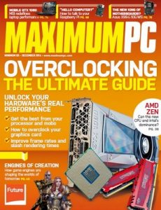 Maximum PC USA – December, 2016 [PDF]