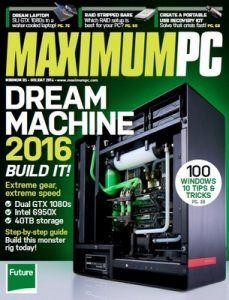 Maximum PC USA – Holiday, 2016 [PDF]