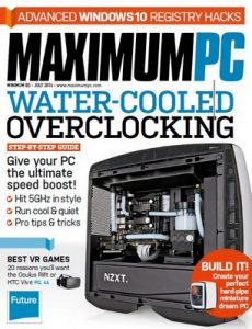 Maximum PC USA – July, 2016 [PDF]